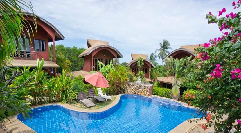 Resort Maenam Koh Samui à vendre 0036