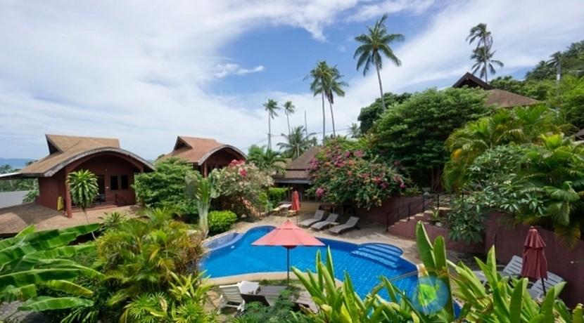Resort Maenam Koh Samui à vendre 0040