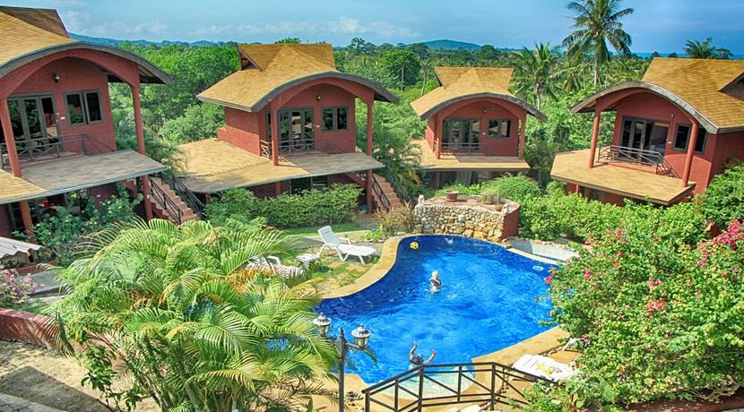 Resort Maenam Koh Samui à vendre 0043