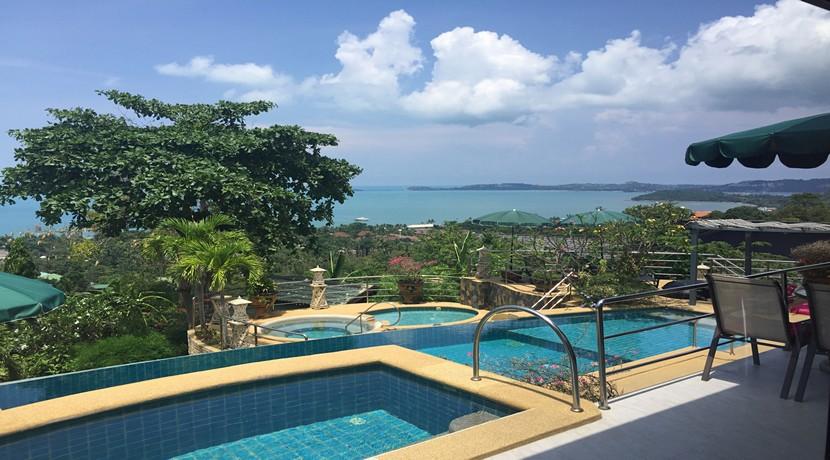 Villa 12 chambres Bophut Koh Samui 0008