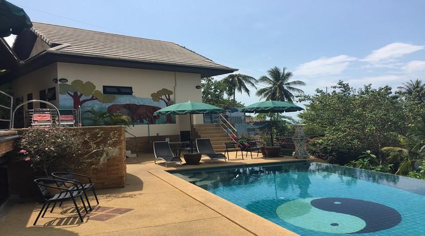 Villa 12 chambres Bophut Koh Samui 0069