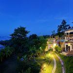 Villa 12 chambres Bophut Koh Samui vue mer (4 appartements + 2 sudios)