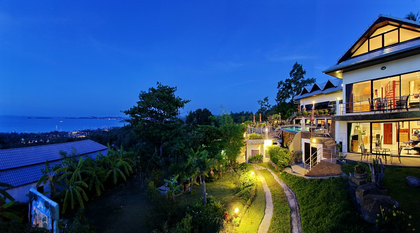 Villa 12 chambres Bophut Koh Samui 0077