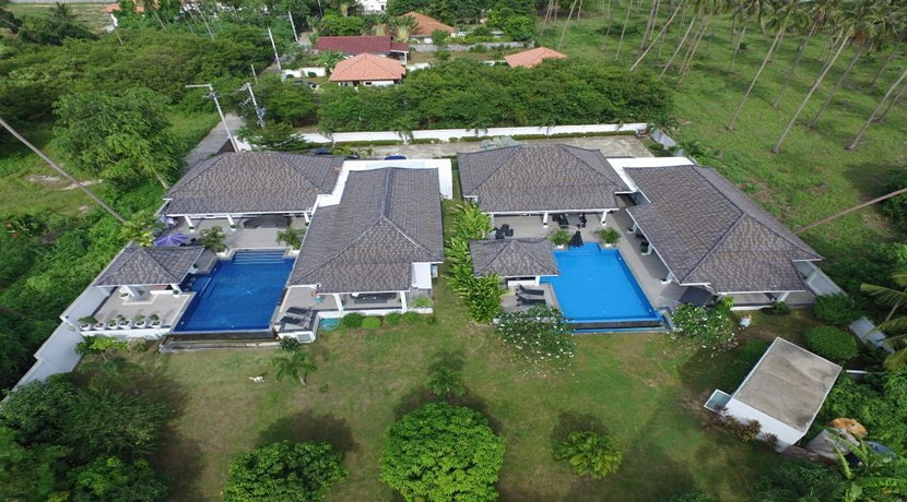 Villas Bangkao Koh Samui a vendre0001