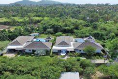Villas Bangkao Koh Samui a vendre