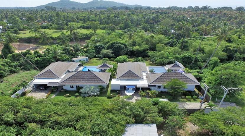 Villas Bangkao Koh Samui a vendre0005