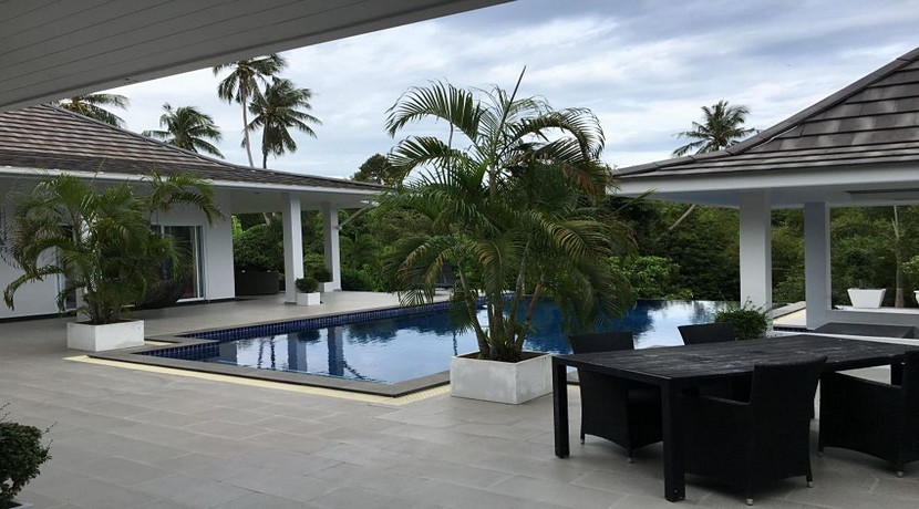 Villas Bangkao Koh Samui a vendre0010