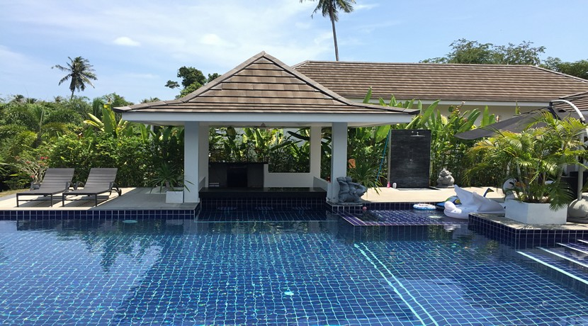 Villas Bangkao Koh Samui a vendre0032