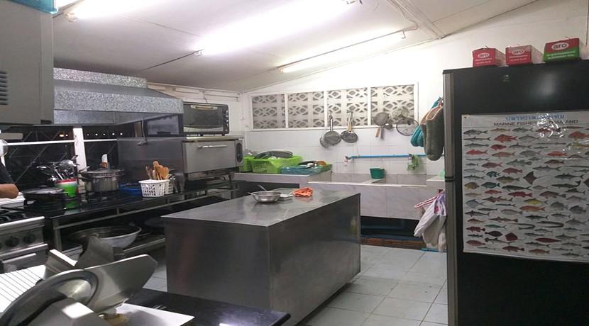 A vendre restaurant Koh Samui Lamai 0002