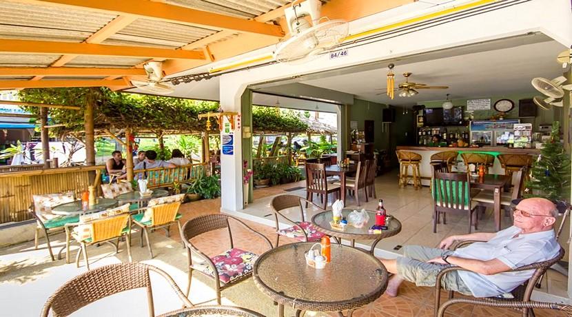 A vendre restaurant Koh Samui Lamai 0009
