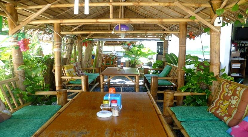 A vendre restaurant Koh Samui Lamai 0011