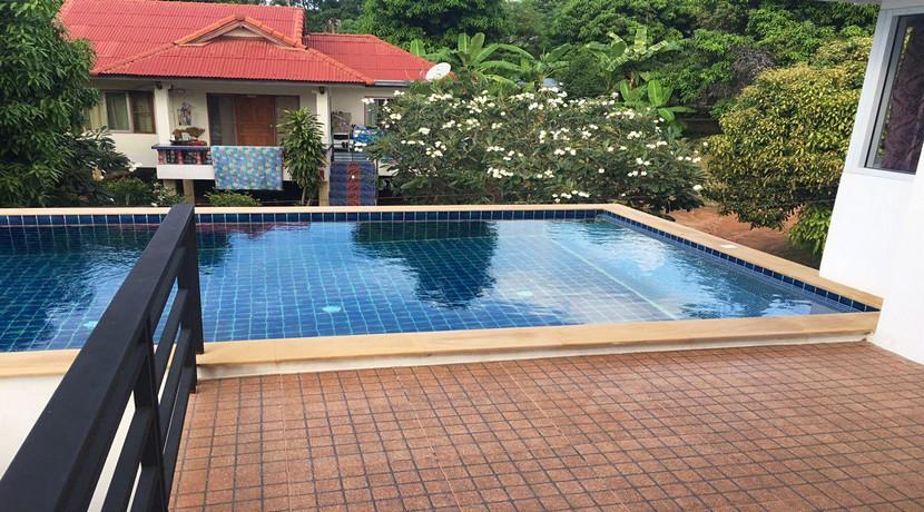 Villa Choeng Mon Koh Samui à vendre 0030