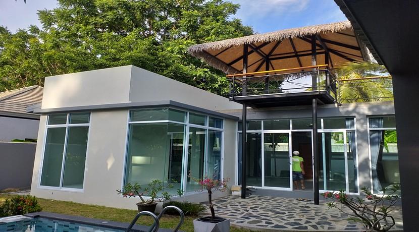 A vendre villa piscine Koh Samui 0003