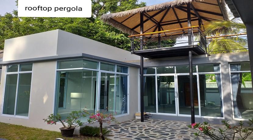 A vendre villa piscine Koh Samui 0008