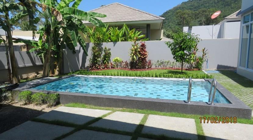 A vendre villa piscine Koh Samui 0010
