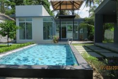 A vendre villa piscine Koh Samui 0012