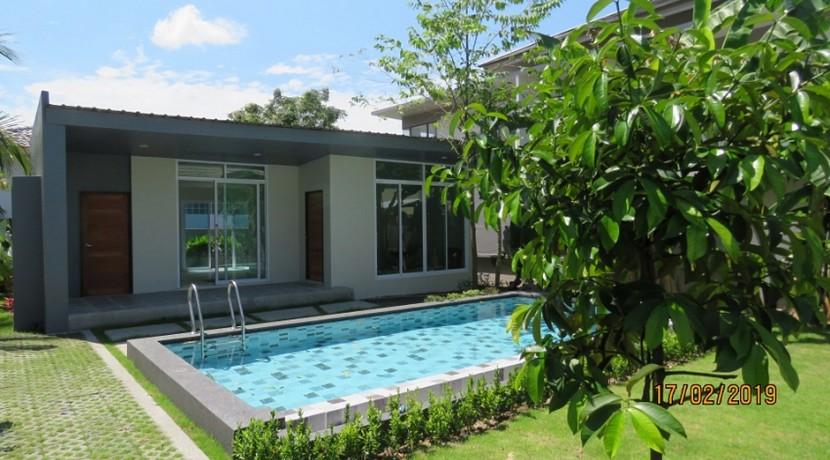 A vendre villa piscine Koh Samui 0013