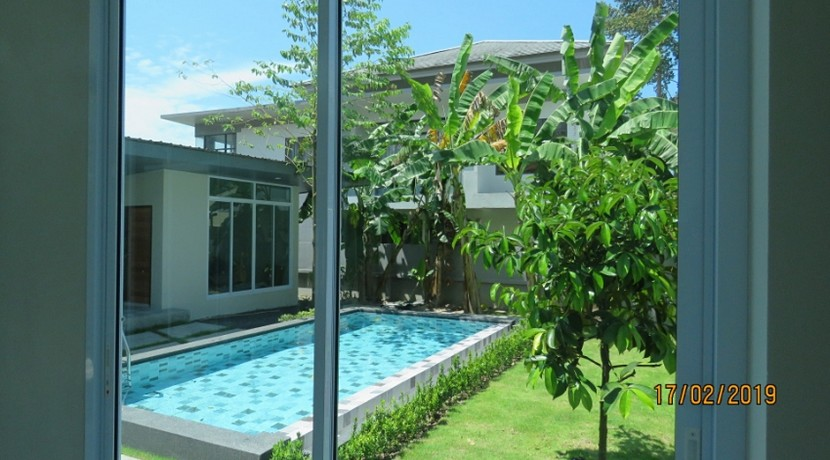 A vendre villa piscine Koh Samui 0014