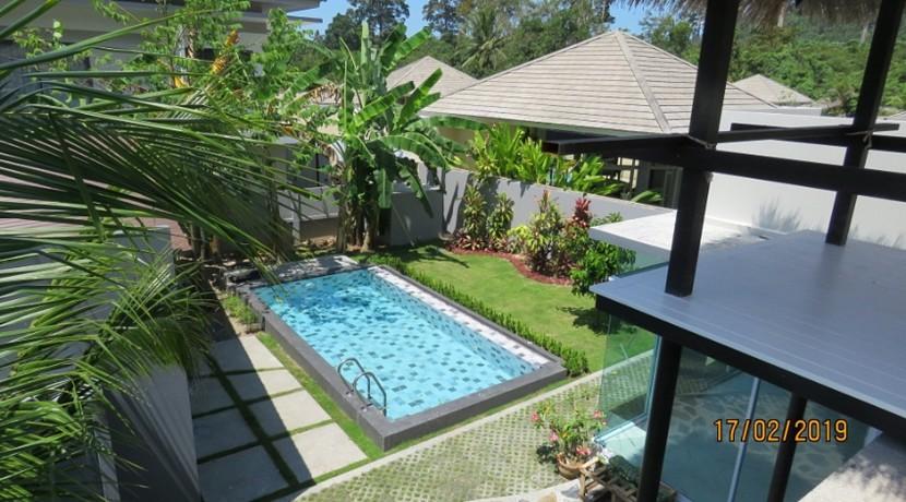 A vendre villa piscine Koh Samui 0017