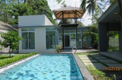 A vendre villa piscine Koh Samui