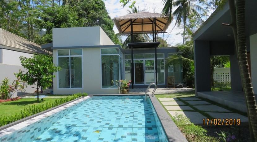 A vendre villa piscine Koh Samui 0023