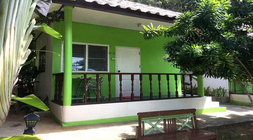 Resort Koh Samui Lamai à vendre 0004