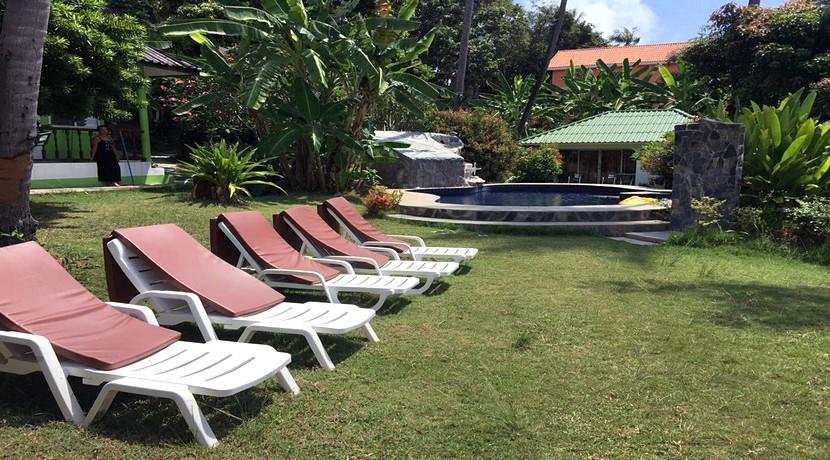 Resort Koh Samui Lamai à vendre 0005