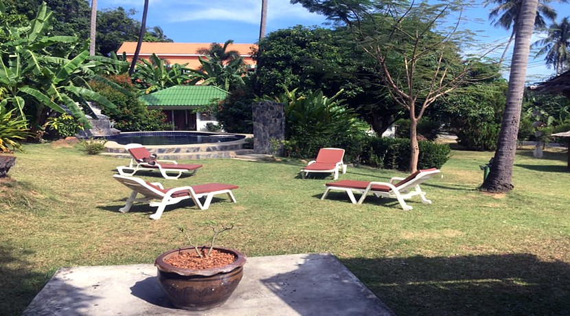 Resort Koh Samui Lamai à vendre 0023