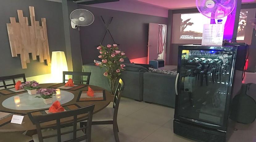 Restaurant à vendre Koh Samui Lamai 0001