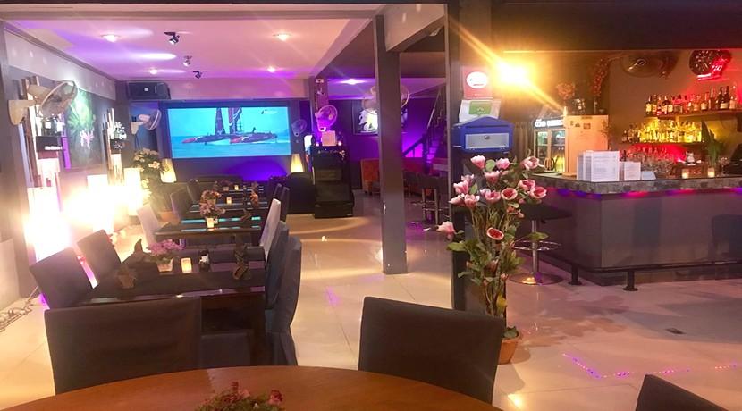 Restaurant à vendre Koh Samui Lamai 0003