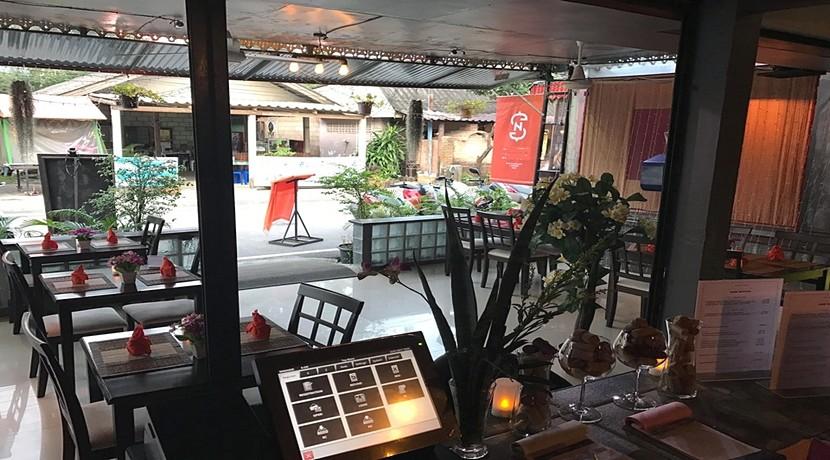 Restaurant à vendre Koh Samui Lamai 0004