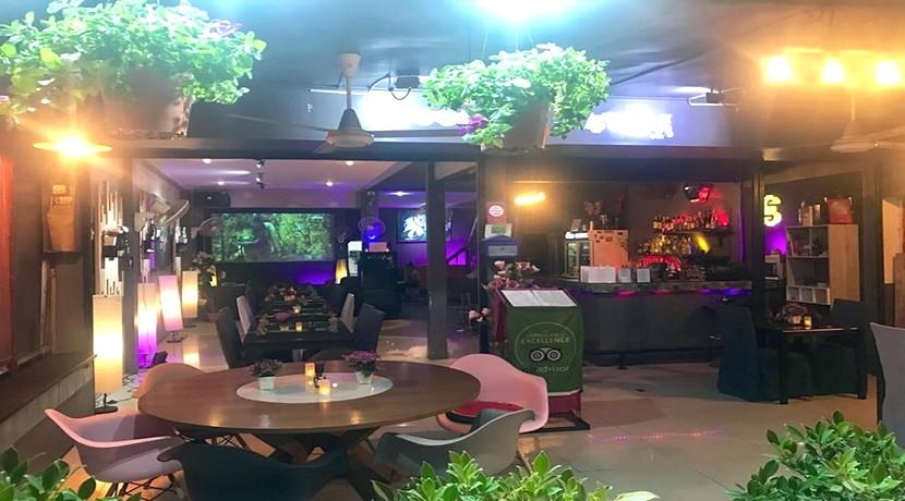 Restaurant à vendre Koh Samui Lamai 0006