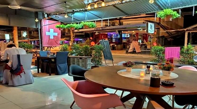 Restaurant à vendre Koh Samui Lamai 0011