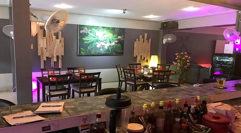 Restaurant à vendre Koh Samui Lamai 0013