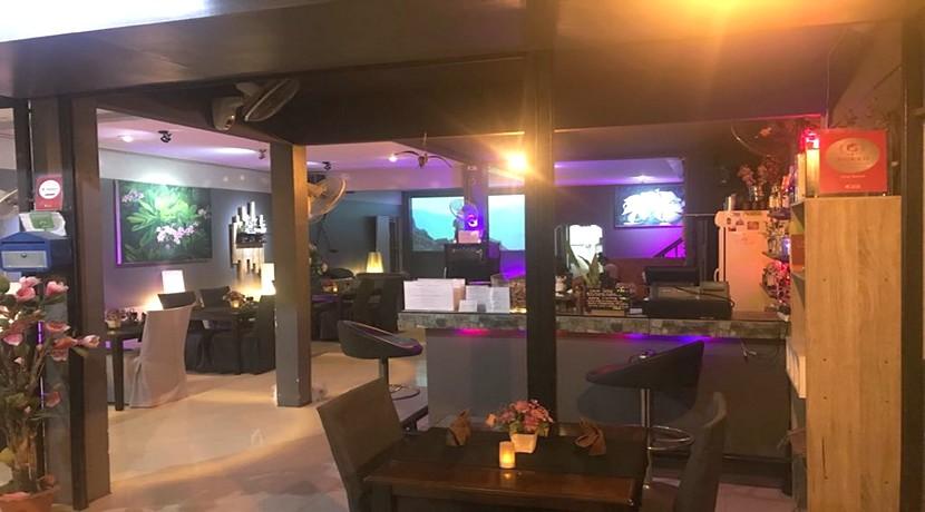 Restaurant à vendre Koh Samui Lamai 0023
