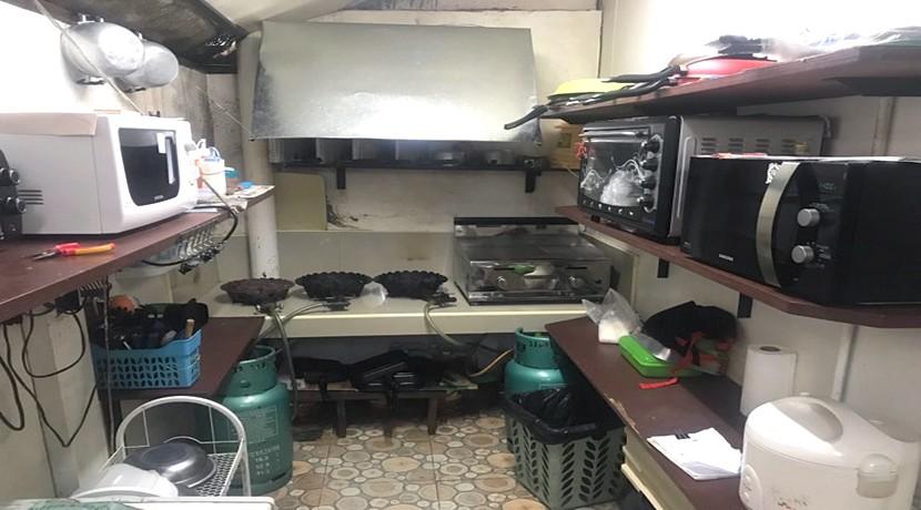 Restaurant à vendre Koh Samui Lamai 0027