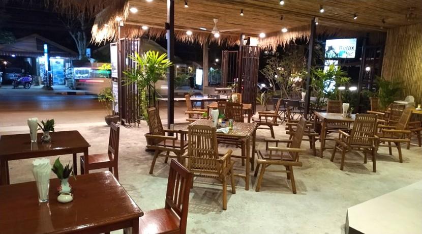 Restaurant Bar Koh Samui Bophut à vendre0001