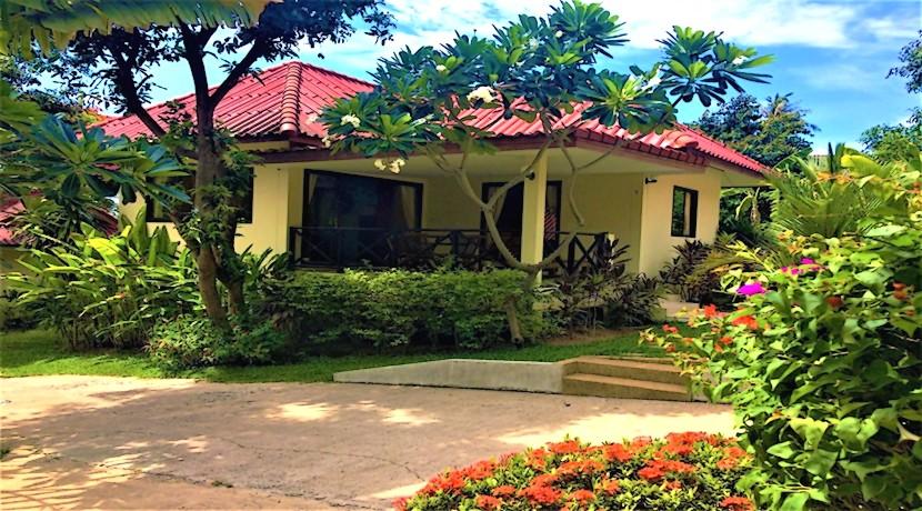 A vendre resort Choeng Mon Koh Samui 0001