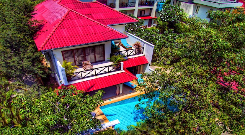 A vendre resort Choeng Mon Koh Samui 0026