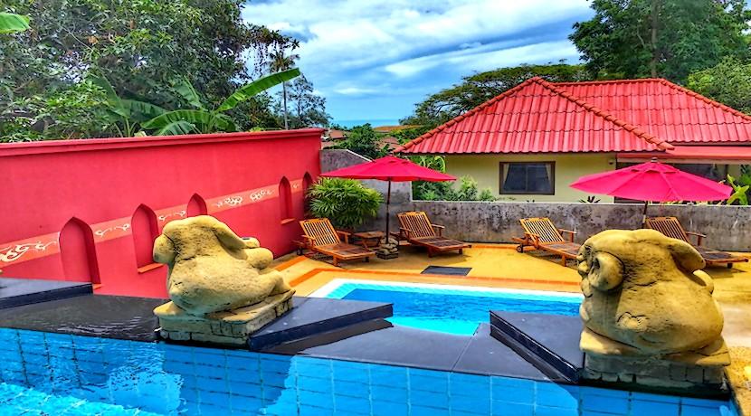 A vendre resort Choeng Mon Koh Samui 0032