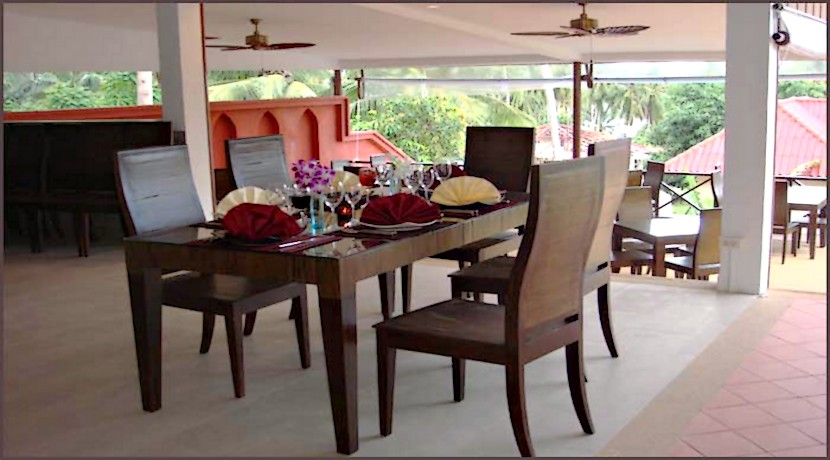 A vendre resort Choeng Mon Koh Samui 0038