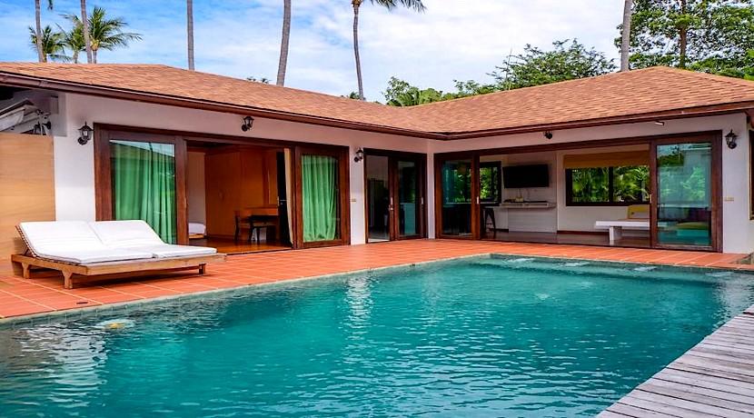 A vendre resort Choeng Mon Koh Samui 00420001