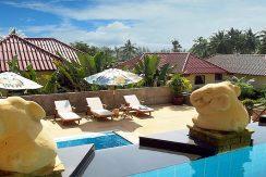 A vendre resort Choeng Mon Koh Samui 00420002