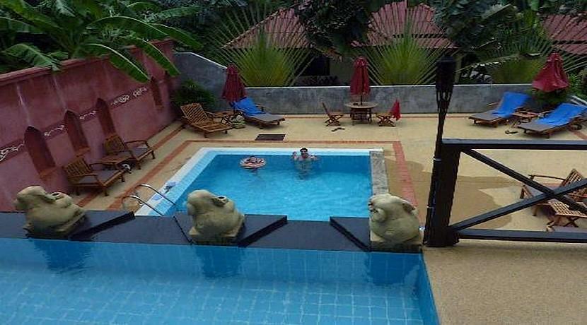 A vendre resort Choeng Mon Koh Samui 00420003