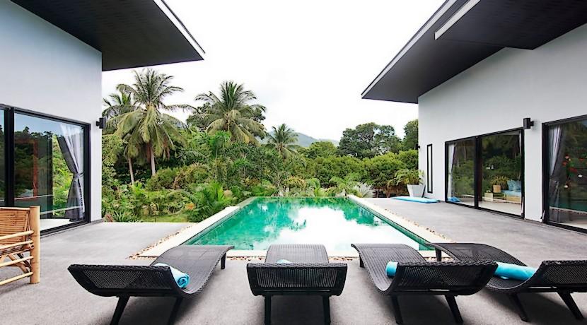 A vendre villa Koh Phangan 0006