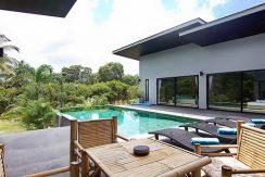 A vendre villa Koh Phangan 0010