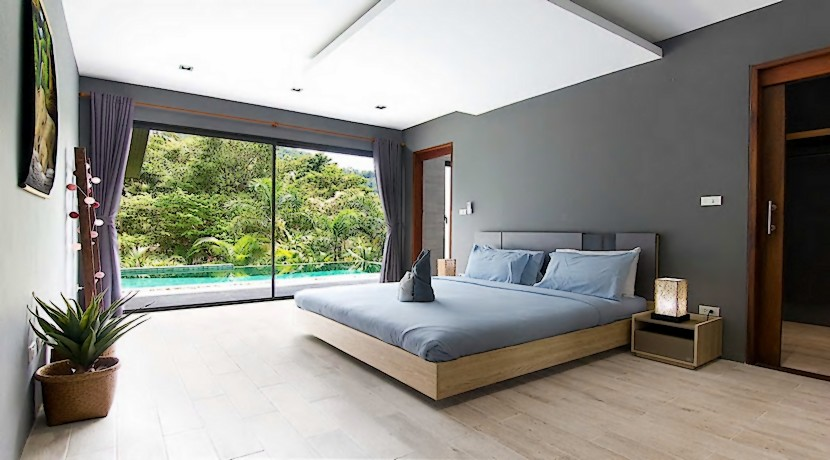 A vendre villa Koh Phangan 0021