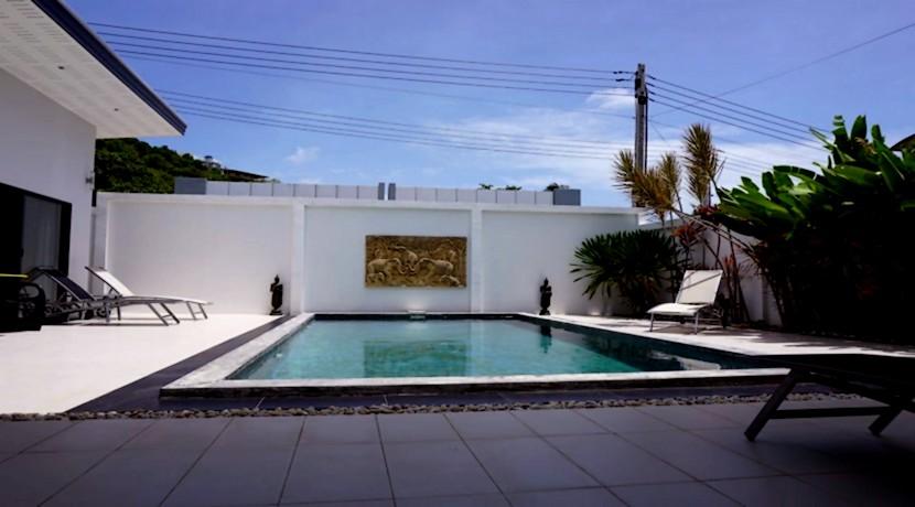 A vendre villa Plai Laem Koh Samui 0004