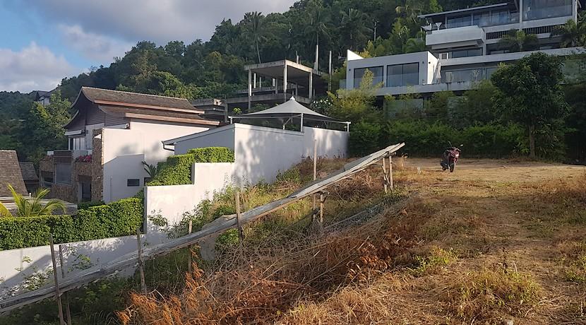 Terrain Bophut Koh Samui à vendre 0009