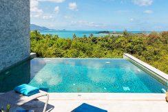 Villa contemporaine Koh Samui à vendre 0002